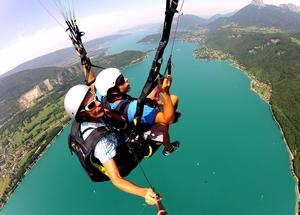 3. Vol parapente sensation
